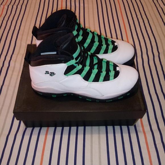 big sale 4d319 5688f Jordan Retro 10 30th Anniversary Edition
